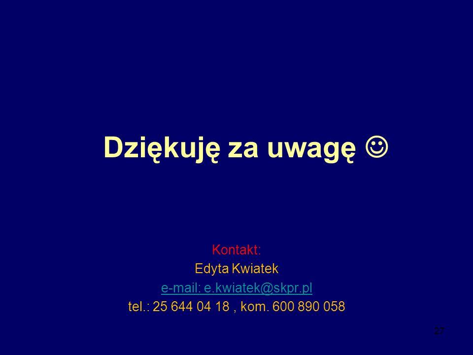 e-mail: e.kwiatek@skpr.pl
