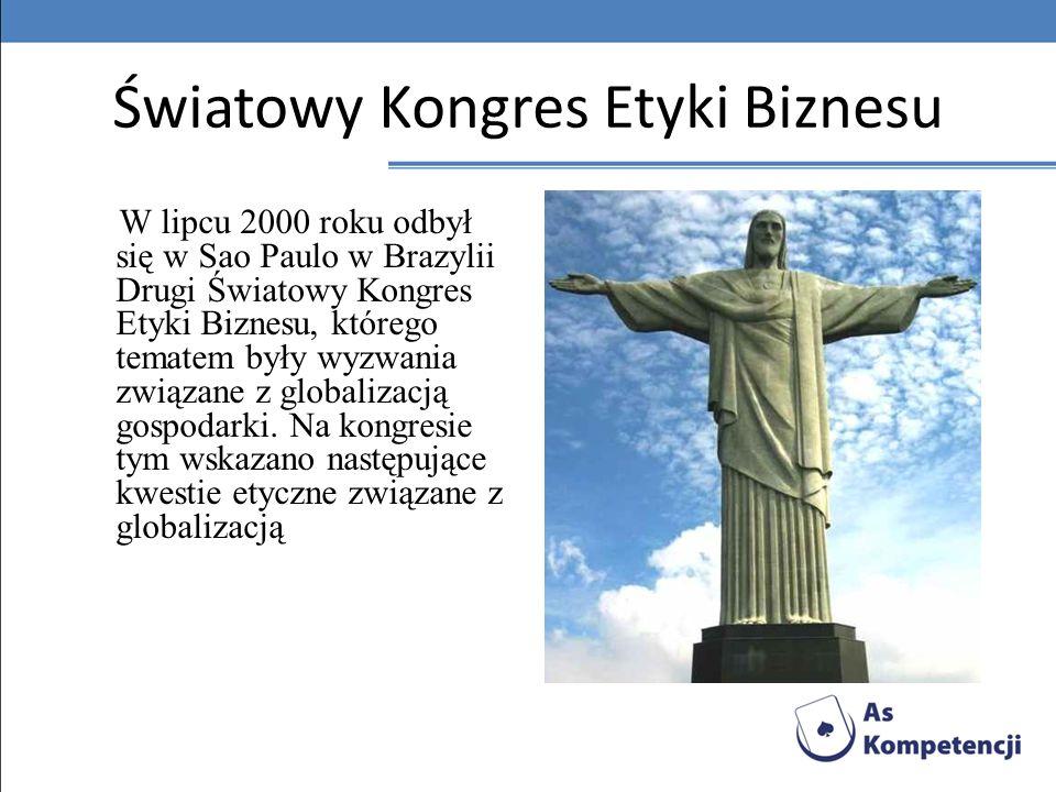 Światowy Kongres Etyki Biznesu