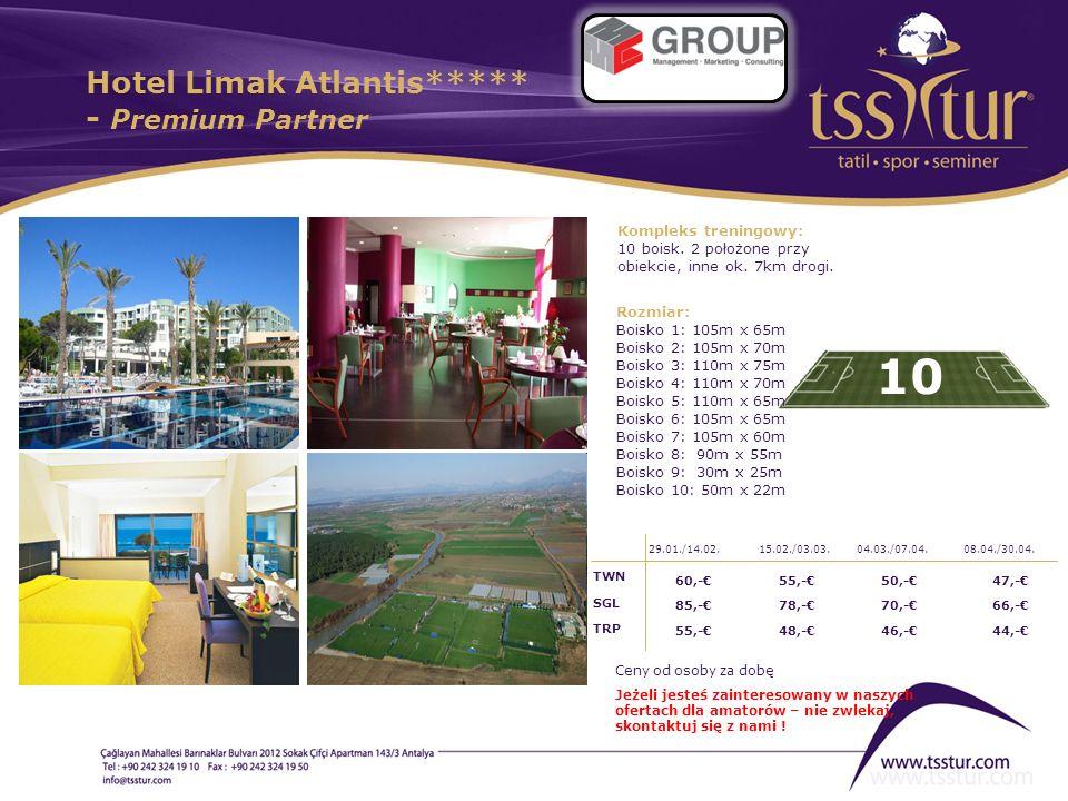 Hotel Limak Atlantis***** - Premium Partner