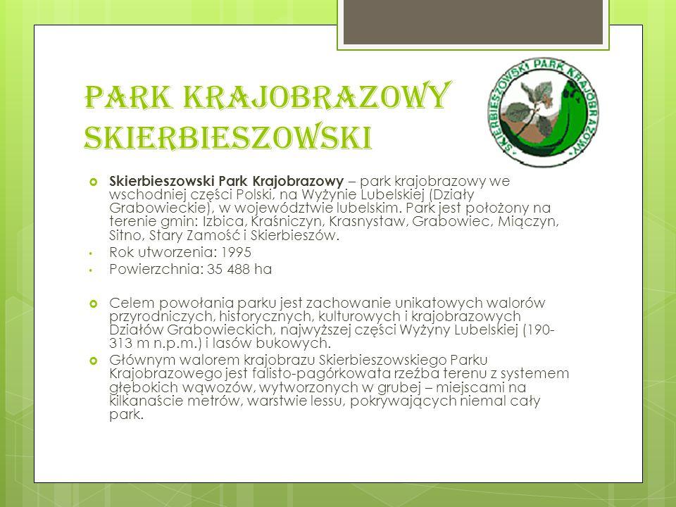 Park Krajobrazowy Skierbieszowski