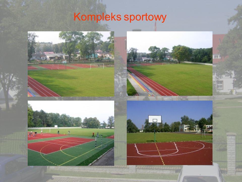 Kompleks sportowy