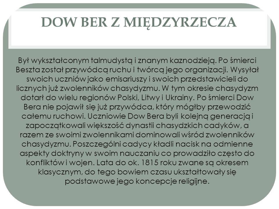 DOW BER Z MIĘDZYRZECZA