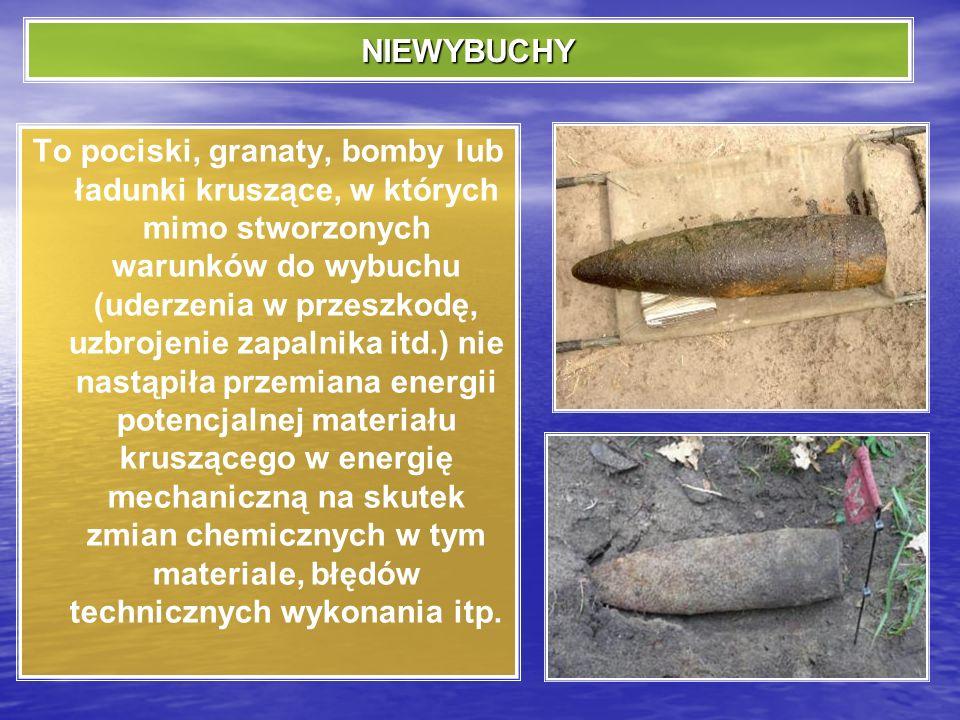NIEWYBUCHY