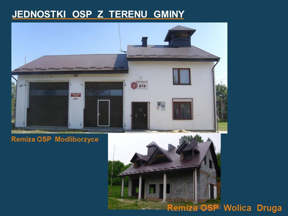Remiza OSP Modliborzyce
