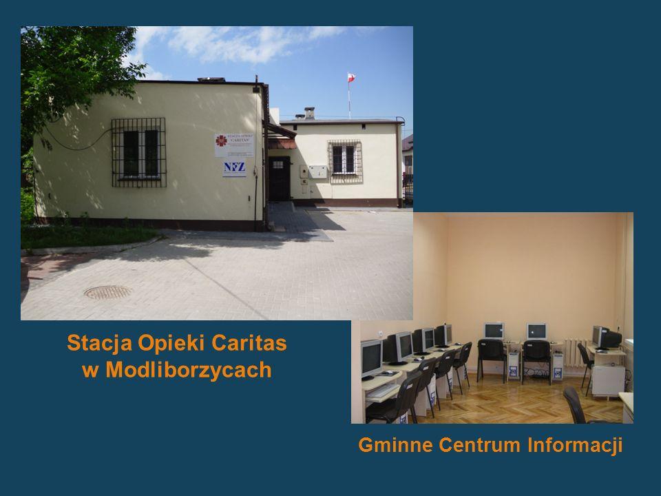 Stacja Opieki Caritas w Modliborzycach