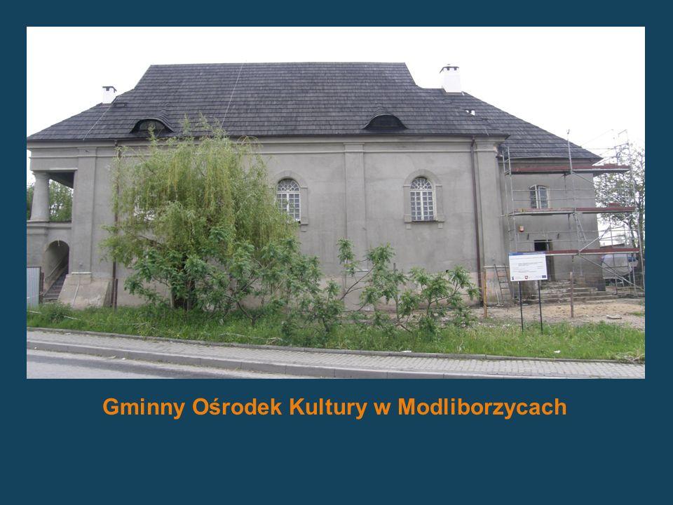 Gminny Ośrodek Kultury w Modliborzycach