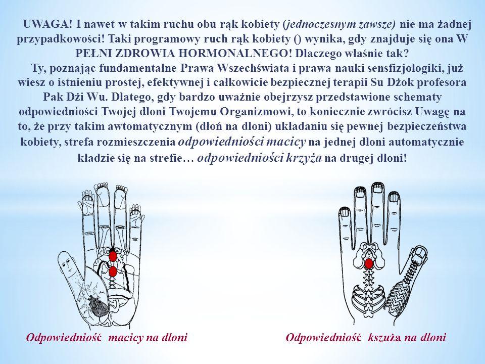UWAGA! І nawet w takim ruchu obu rąk kobiety (jednoczesnym zawsze) nie ma żadnej przypadkowości! Taki programowy ruch rąk kobiety () wynika, gdy znajduje się ona W PEŁNI ZDROWIA HORMONALNEGO! Dlaczego właśnie tak