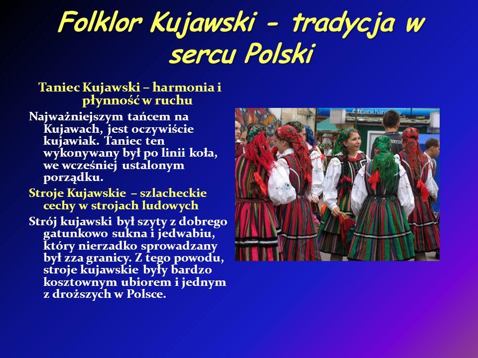Folklor Kujawski - tradycja w sercu Polski