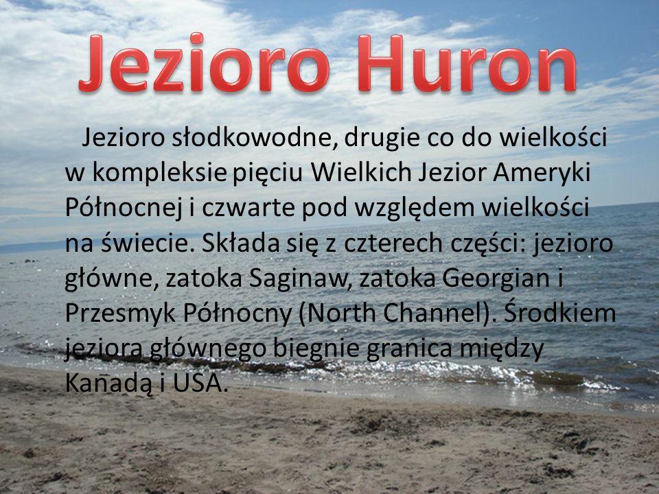 Jezioro Huron