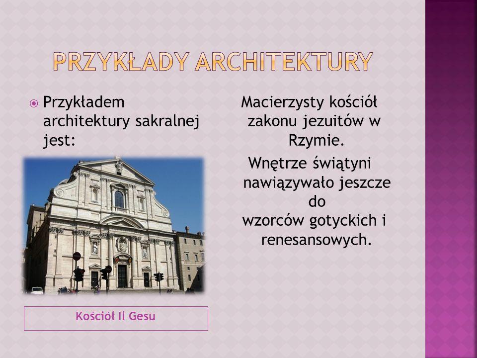 Przykłady Architektury