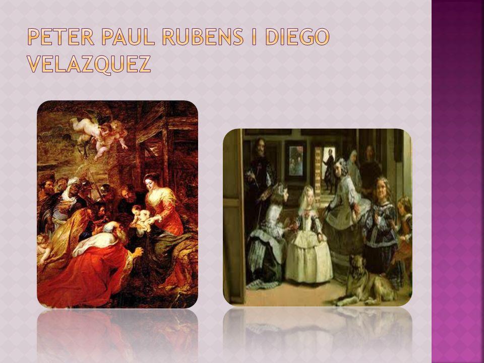 Peter Paul Rubens i Diego Velazquez