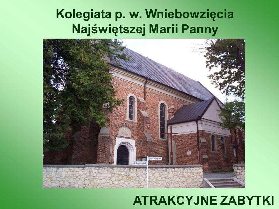 Kolegiata p. w. Wniebowzięcia Najświętszej Marii Panny