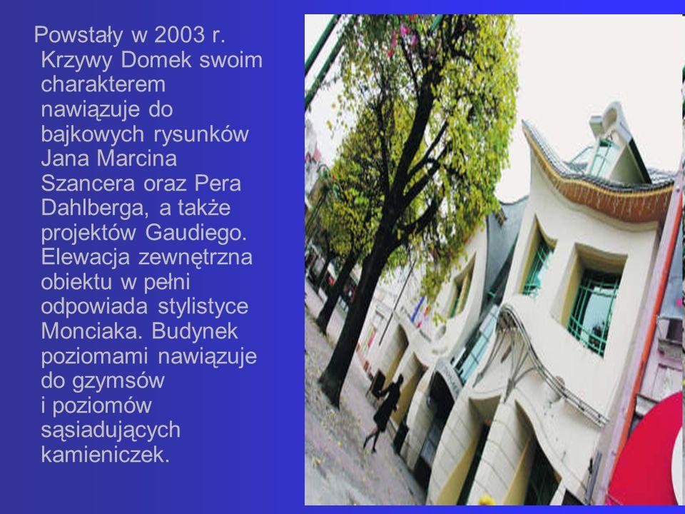 Powstały w 2003 r.