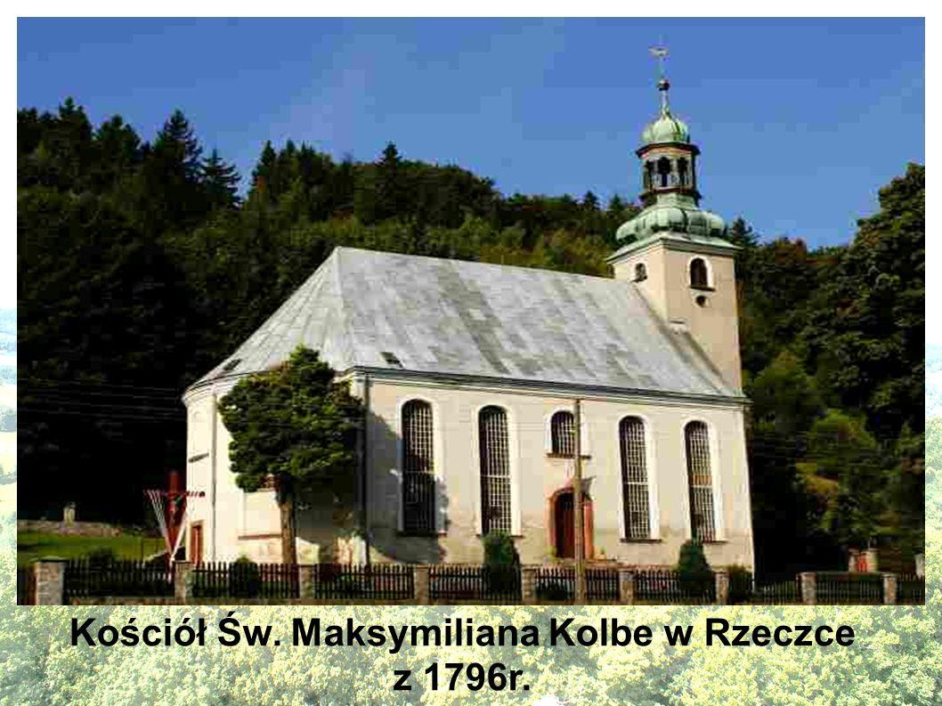 Kościół Św. Maksymiliana Kolbe w Rzeczce
