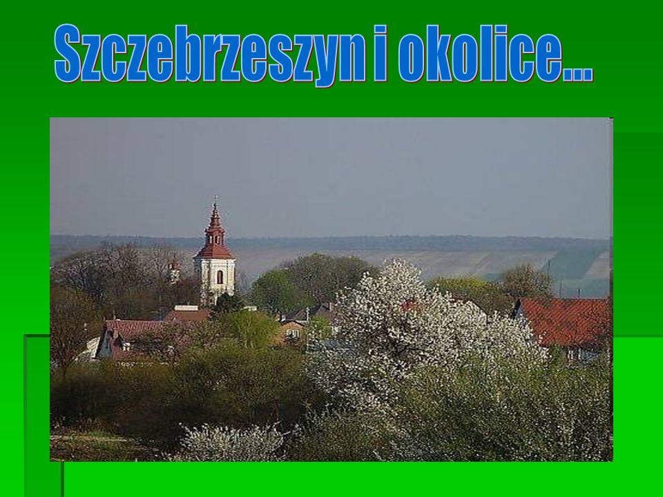 Szczebrzeszyn i okolice...