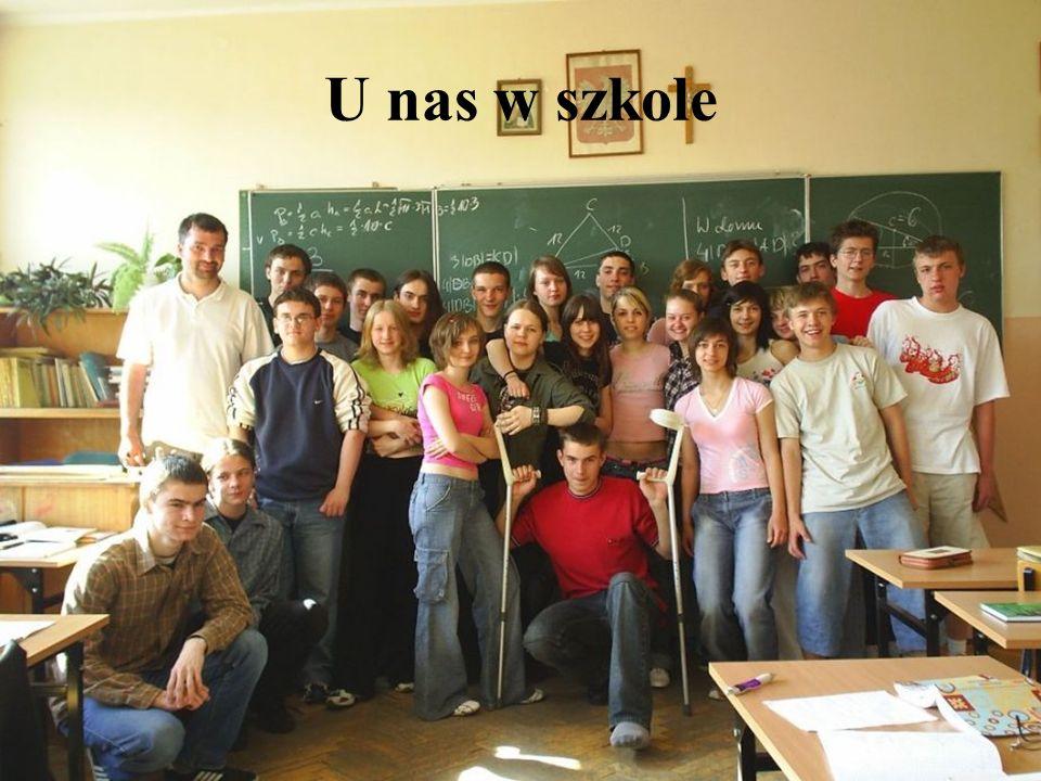U nas w szkole