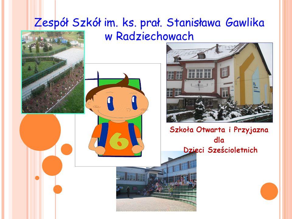 Szkoła Otwarta i Przyjazna Dzieci Sześcioletnich