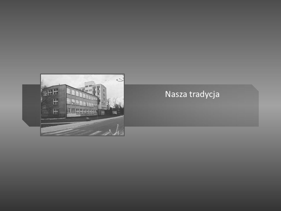 Nasza tradycja Animated mountain picture grows into view and shrinks