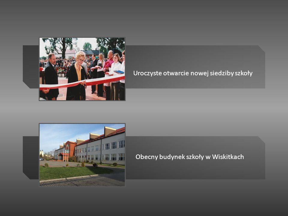 Uroczyste otwarcie nowej siedziby szkoły