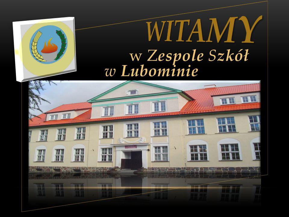 WITAMY w Zespole Szkół w Lubominie