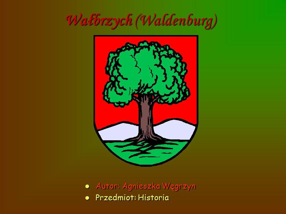 Wałbrzych (Waldenburg)