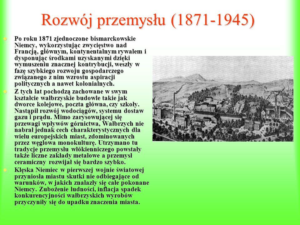 Rozwój przemysłu (1871-1945)