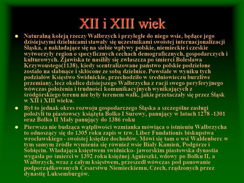 XII i XIII wiek