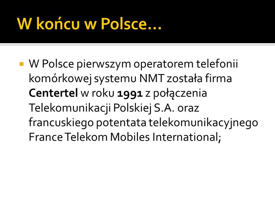 W końcu w Polsce…