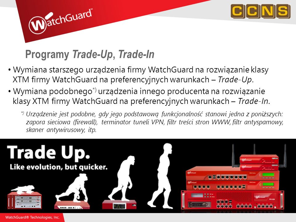 Programy Trade-Up, Trade-In