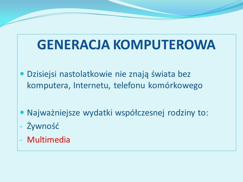 GENERACJA KOMPUTEROWA