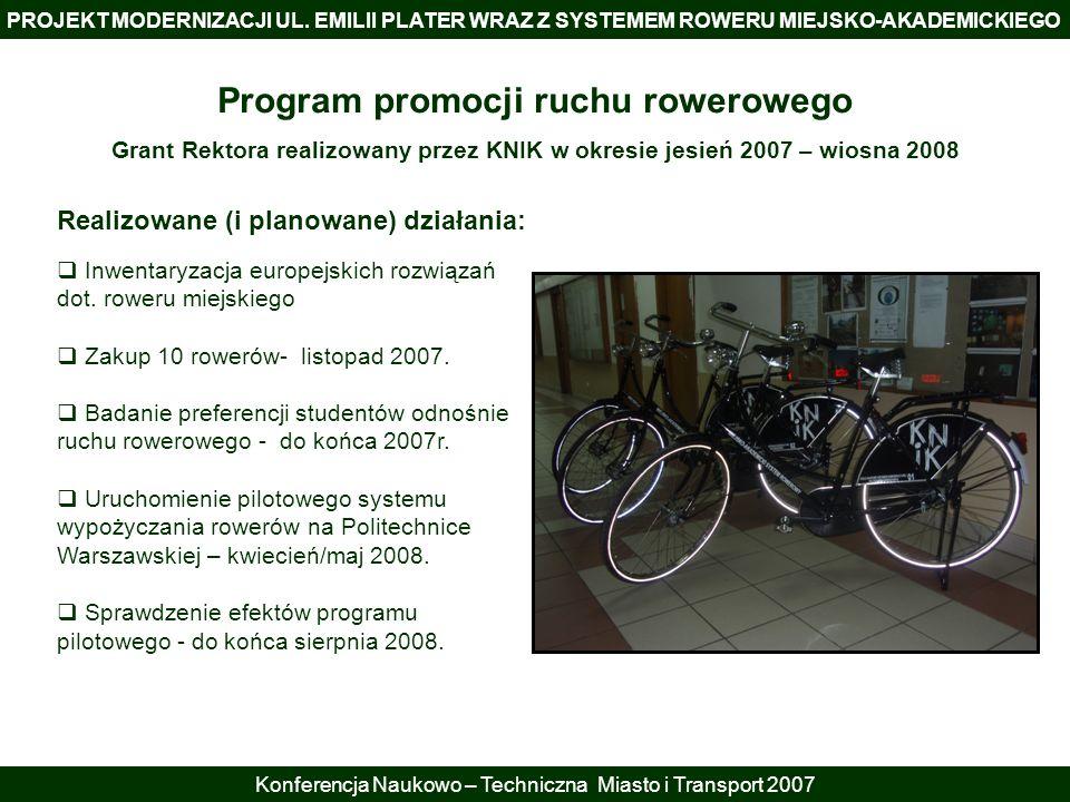 Program promocji ruchu rowerowego