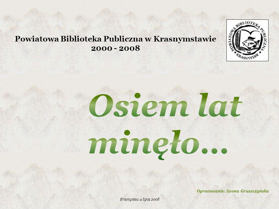 Powiatowa Biblioteka Publiczna w Krasnymstawie