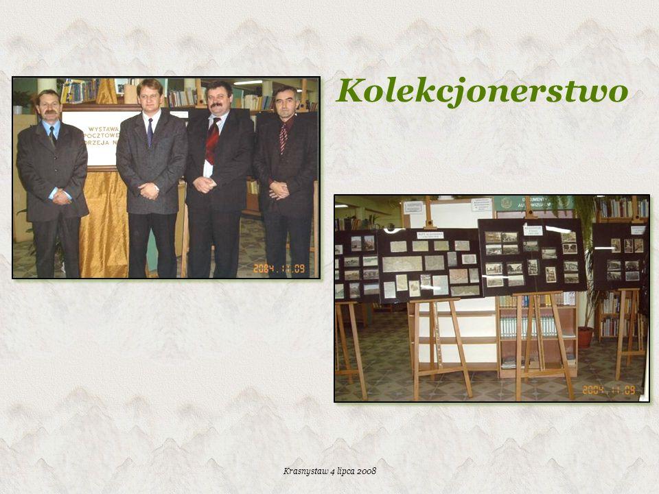 Kolekcjonerstwo Krasnystaw 4 lipca 2008