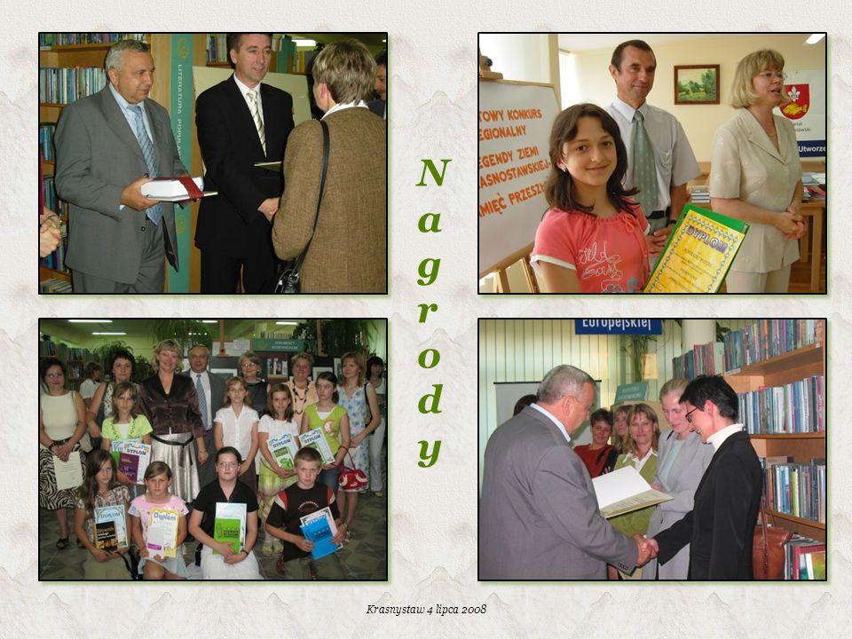 Nag r ody Krasnystaw 4 lipca 2008