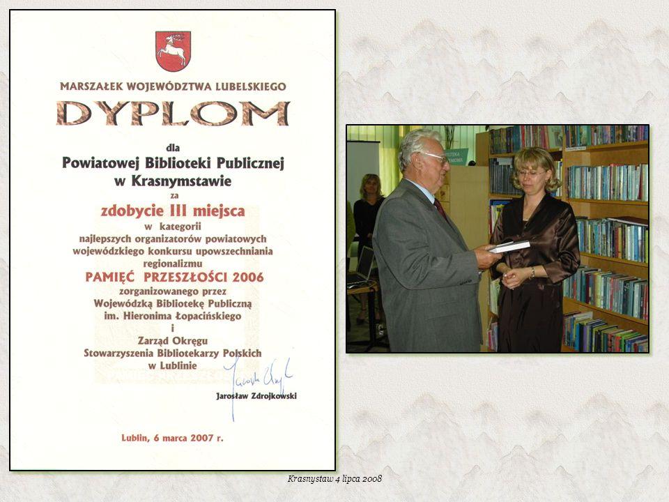 Krasnystaw 4 lipca 2008