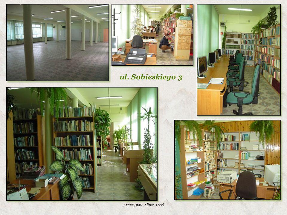 ul. Sobieskiego 3 Krasnystaw 4 lipca 2008