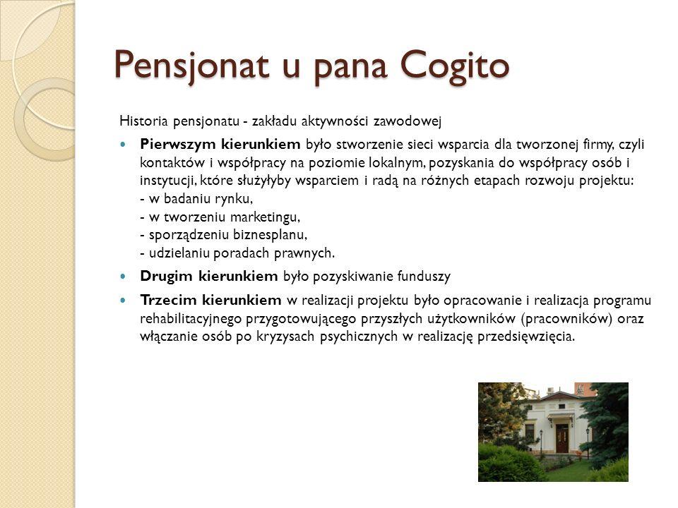 Pensjonat u pana Cogito