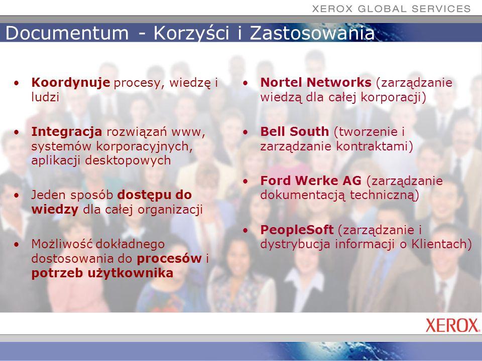 Documentum - Korzyści i Zastosowania