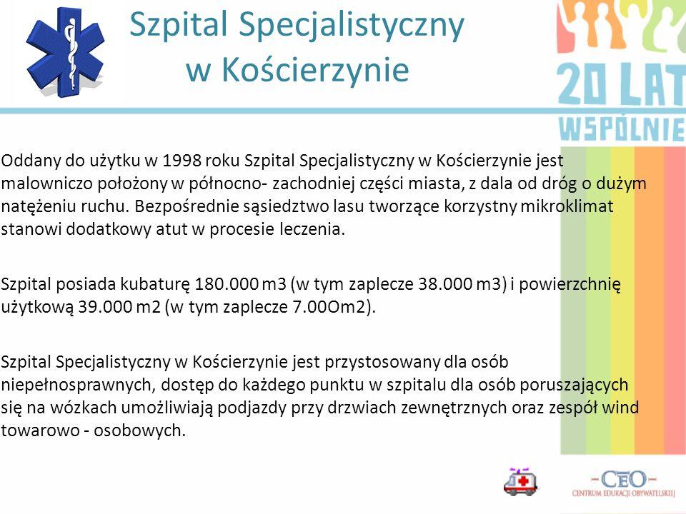 Szpital Specjalistyczny w Kościerzynie