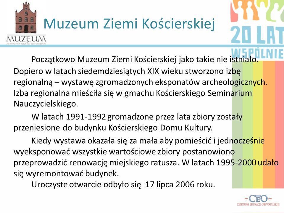 Muzeum Ziemi Kościerskiej