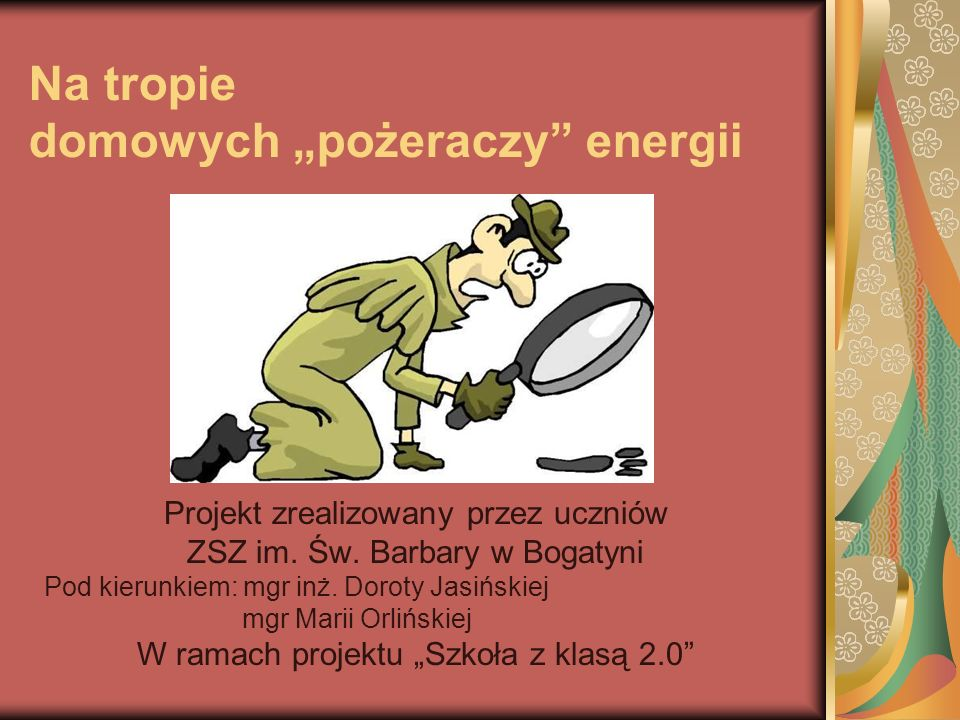 """Na tropie domowych """"pożeraczy energii"""