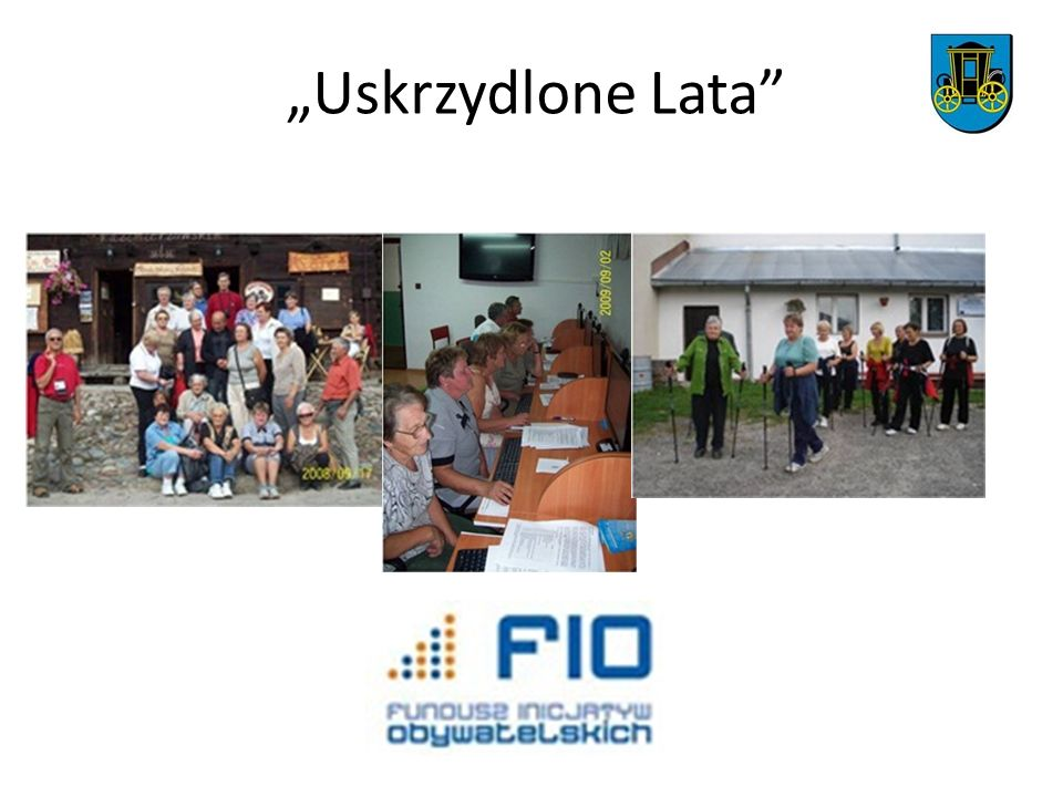 """Uskrzydlone Lata"