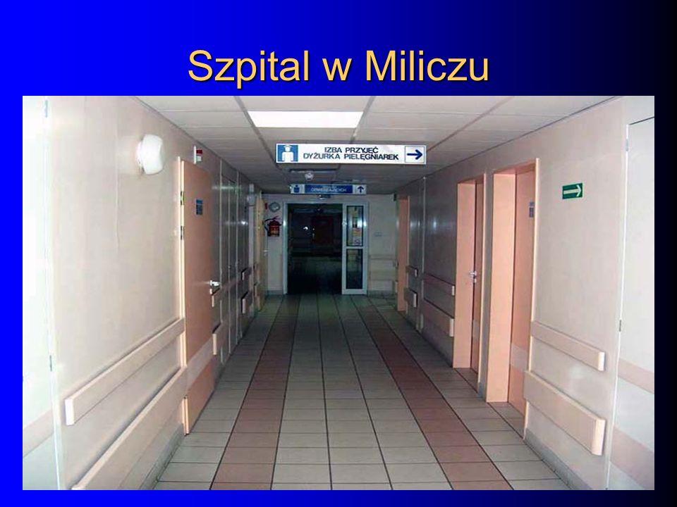 Szpital w Miliczu