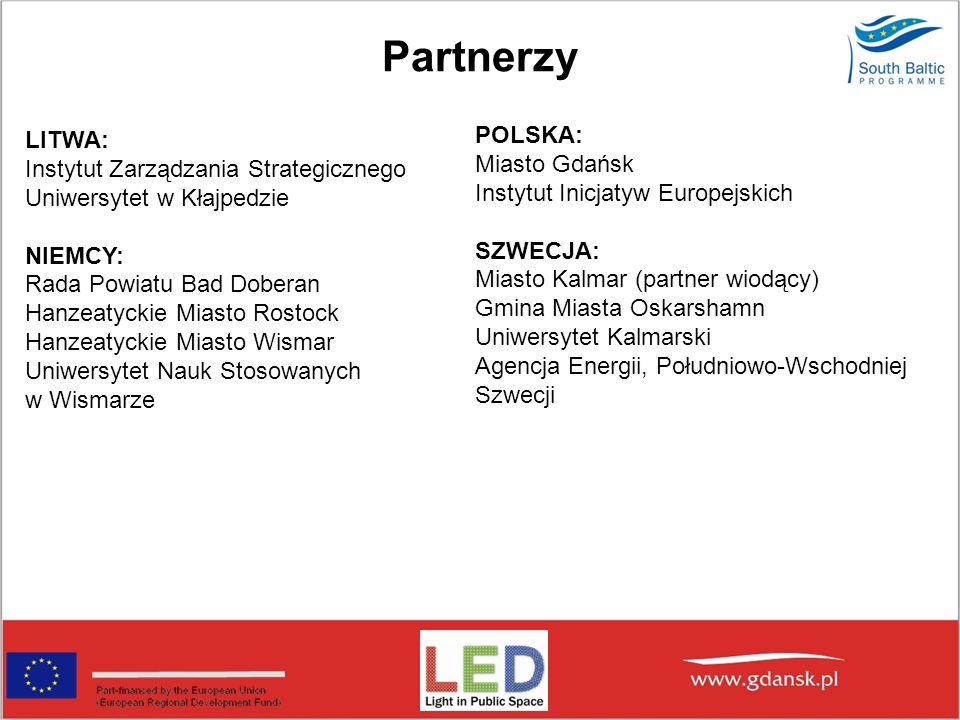 Partnerzy POLSKA: LITWA: Miasto Gdańsk