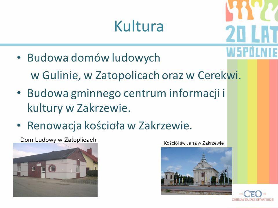 Kultura Budowa domów ludowych