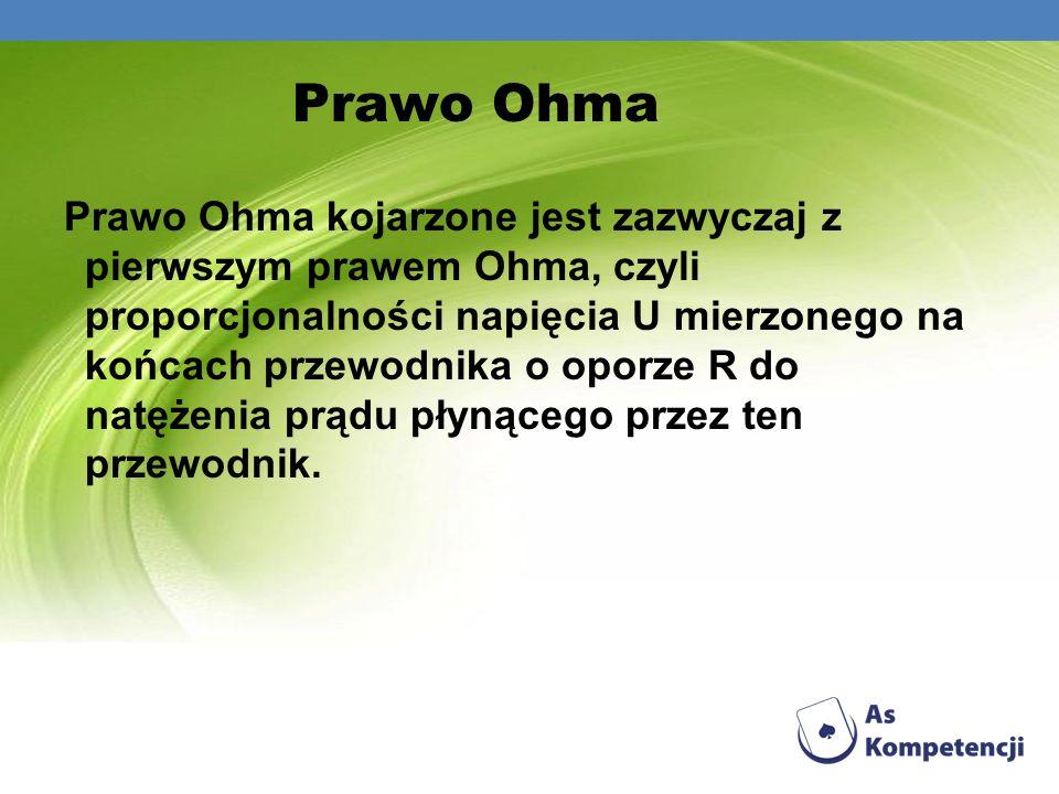 Prawo Ohma