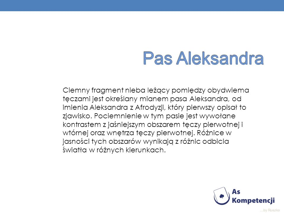 Pas Aleksandra