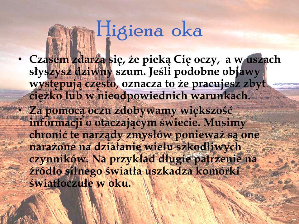 Higiena oka