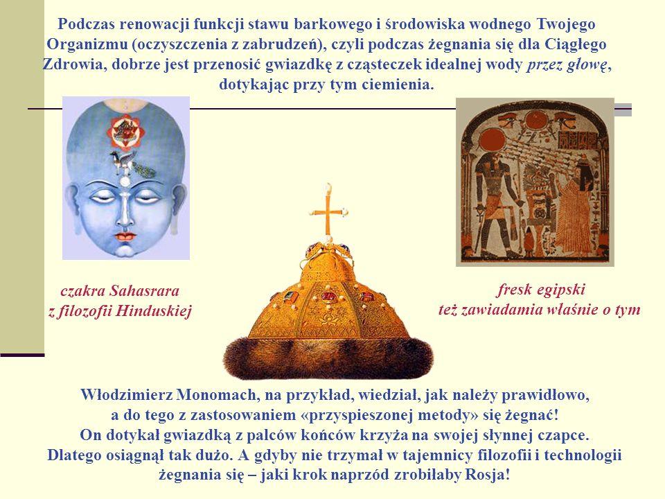 z filozofii Hinduskiej fresk egipski też zawiadamia właśnie o tym