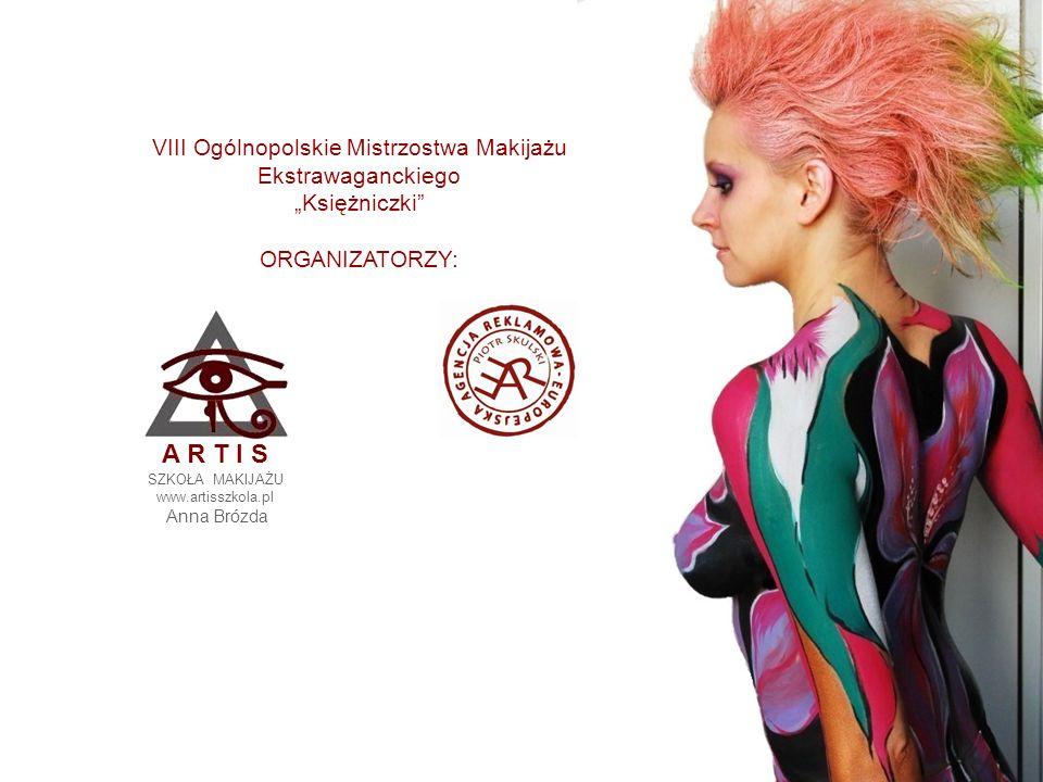 VIII Ogólnopolskie Mistrzostwa Makijażu